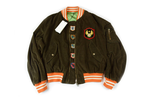 Gucci x Barneys Bomber Jacket