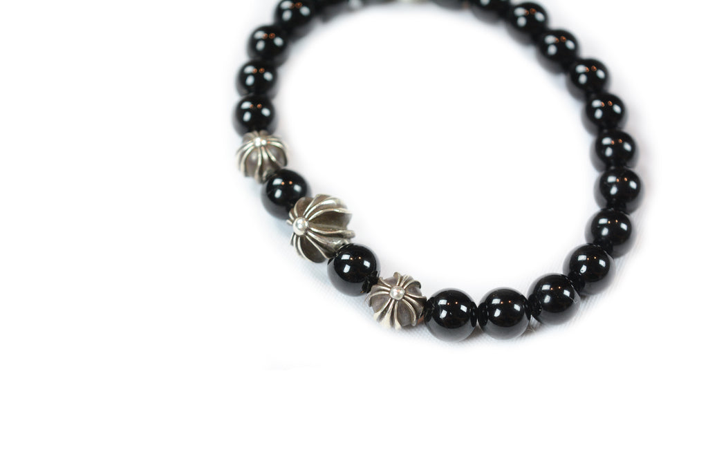 Chrome Hearts Beads Bracelet