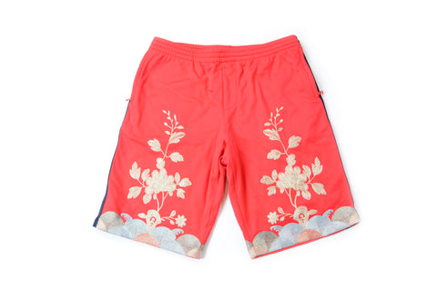 Gucci Embroidered Shorts