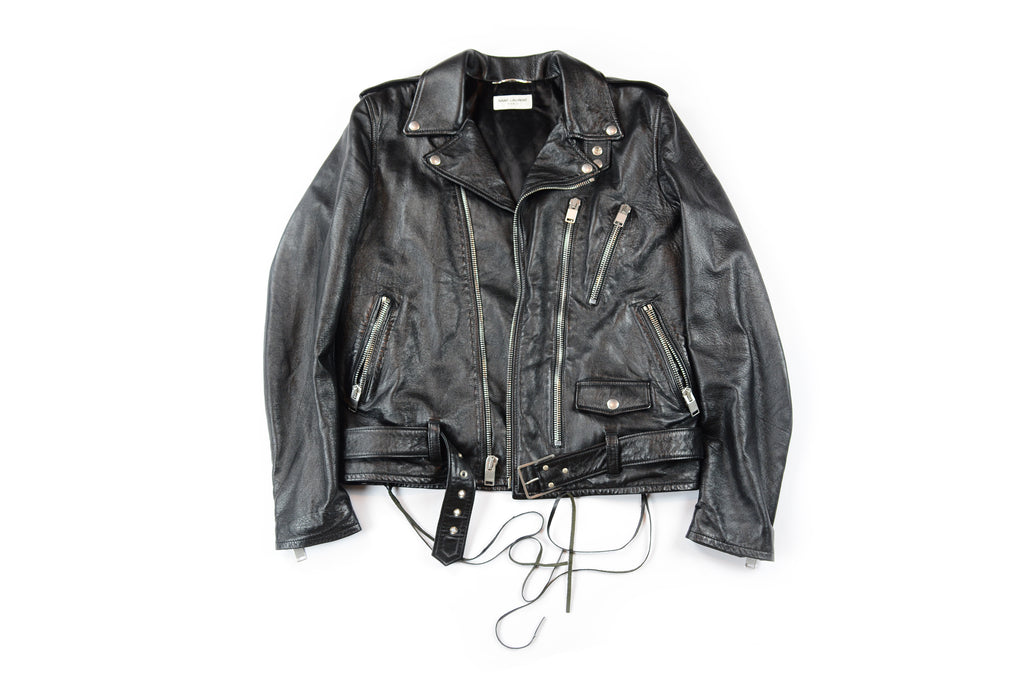 Saint Laurent Paris Bloodluster L17 Jacket