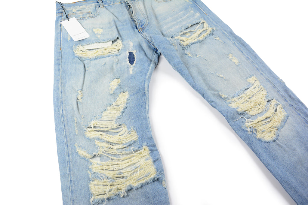 Faith Connexion Destroyed Denim