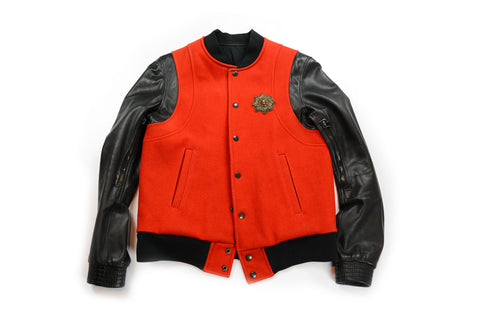 Balmain Wool Teddy Jacket