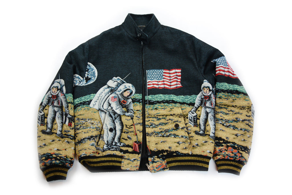 Saint Laurent Paris Space Jacket