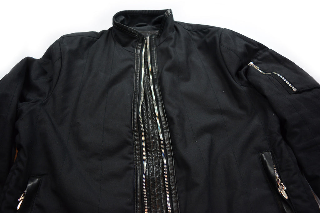 Chrome Hearts Bomber Jacket