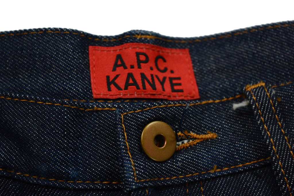 A.P.C x Kanye Jeans