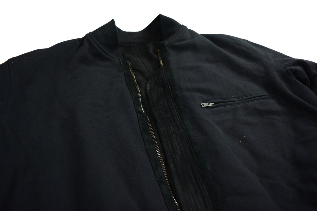 Haider Ackermann Blistered Suede Jacket