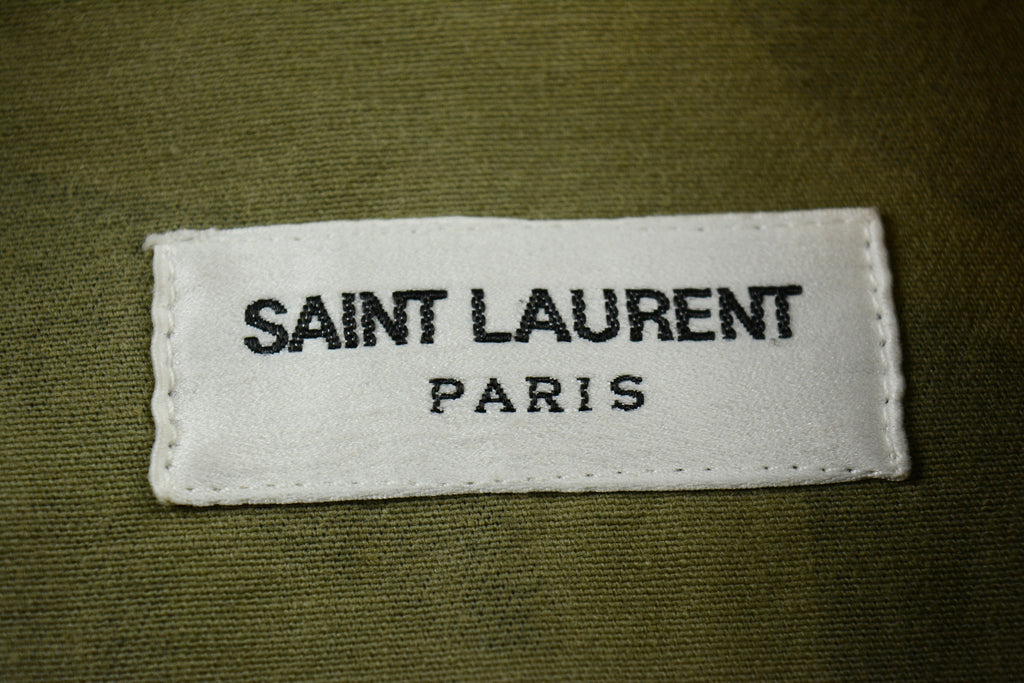 Saint Laurent Paris Field Jacket