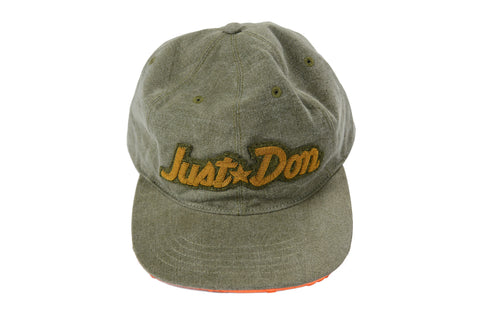 readymade x Just Don Military Cap