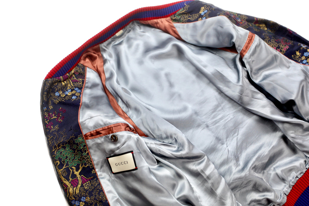 Gucci x Disney Embroidery Jacket