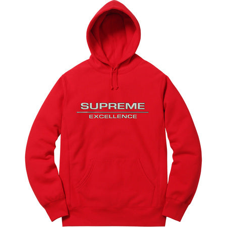 Supreme Reflective Excellence Hoodie