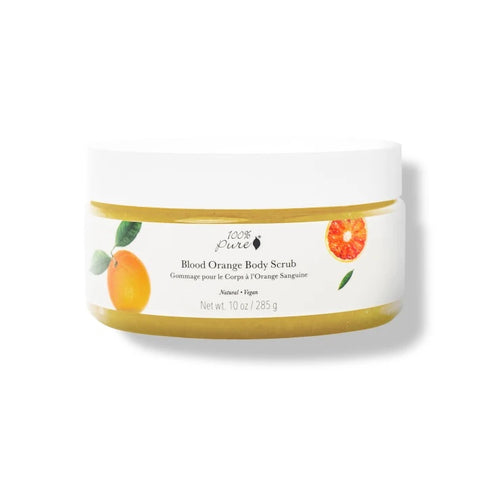 100% PURE - Blood Orange Body Scrub