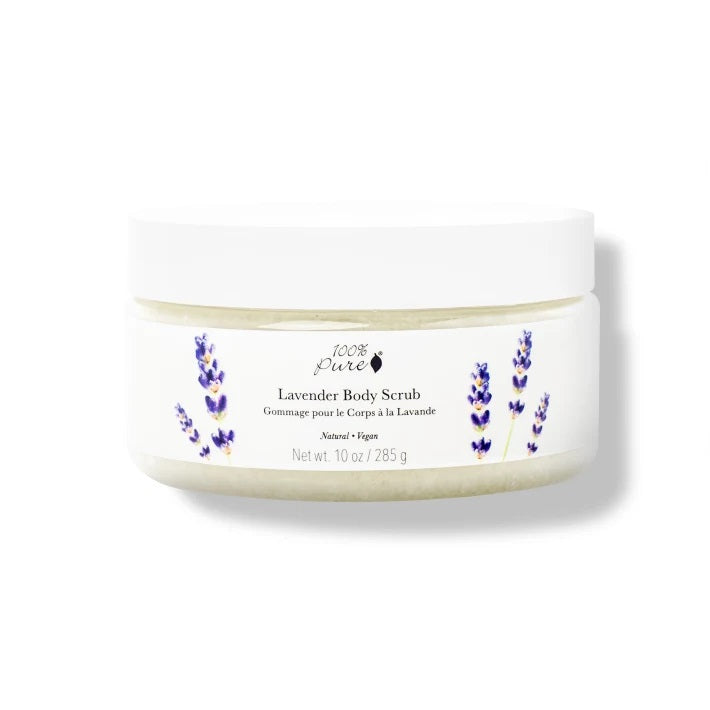 100% PURE - Lavender Body Scrub