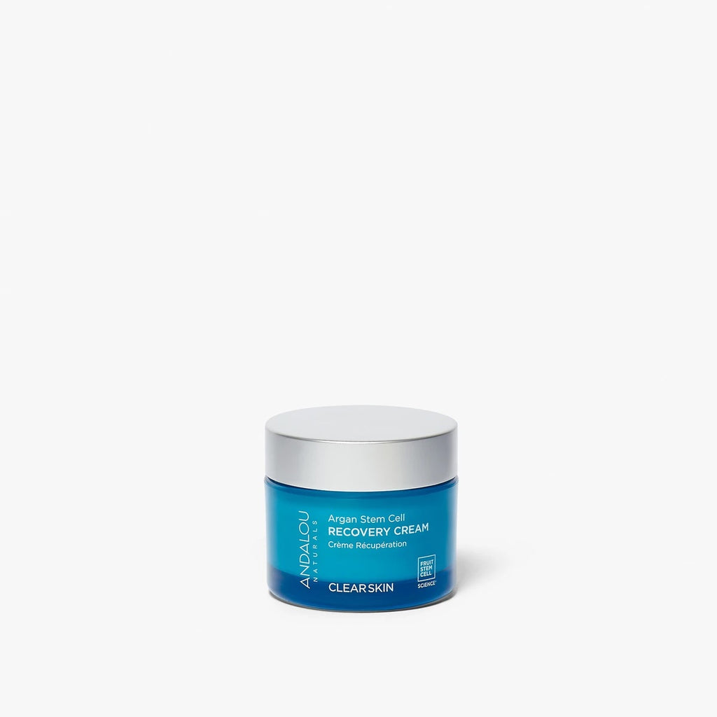 ANDALOU NATURALS - Clear Skin Argan Stem Cell Recovery Cream