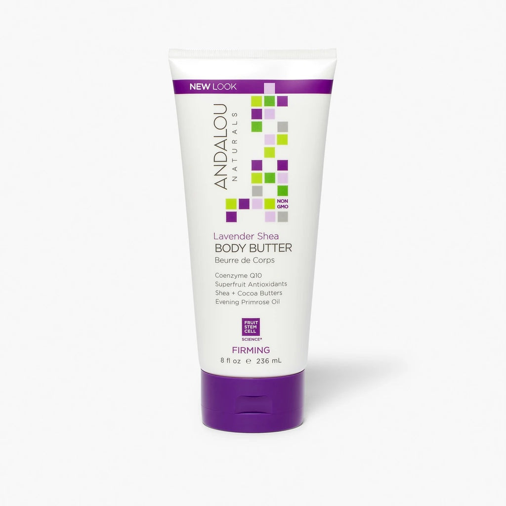 ANDALOU NATURALS - Lavender Shea Firming Body Butter