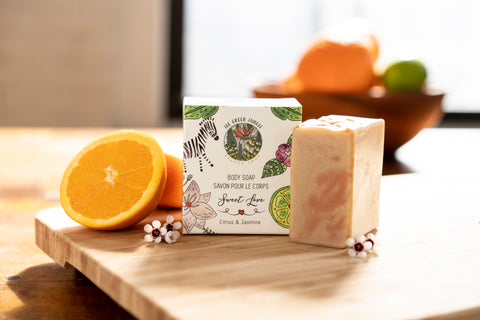 RACHEL'S PLAN BEE - ARNAUD SOAP - SWEET LOVE