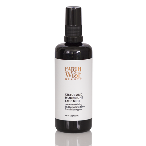 EARTHWISE BEAUTY - Cistus and Moonlight Face Mist
