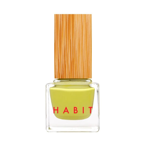 HABIT COSMETICS - Non-Toxic + Vegan Nail Polish in 54 Let's Call It a Chartreuse *NEW*