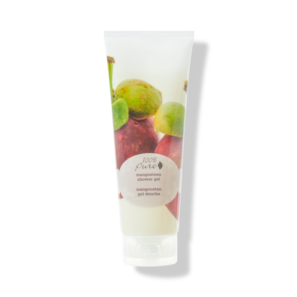 100% PURE - Mangosteen Shower Gel