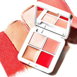 RMS BEAUTY - lip2cheek glow quad mini
