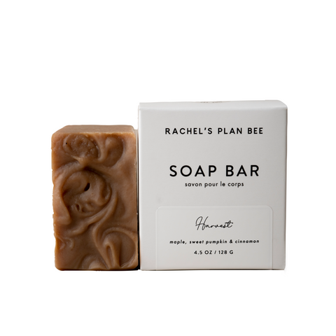 RACHEL'S PLAN BEE - Harvest Soap