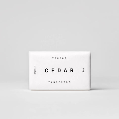 TANGENT GARMENT CARE - TGC508 Cedar Soap Bar