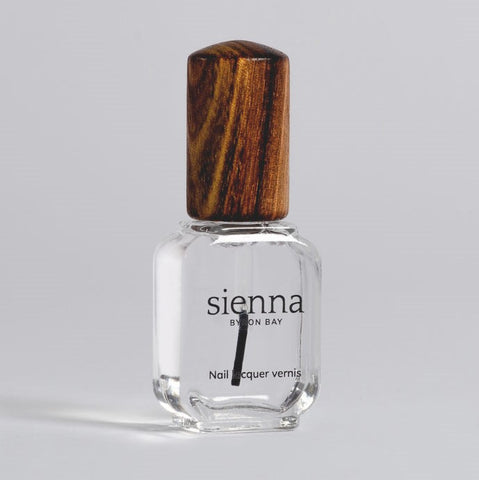 SIENNA BYRON BAY - Lightning Top Coat Nail Polish *NEW*