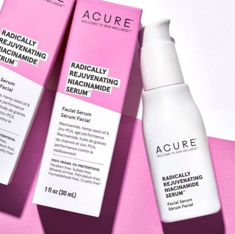 ACURE - Radically Rejuvenating Niacinamide Serum