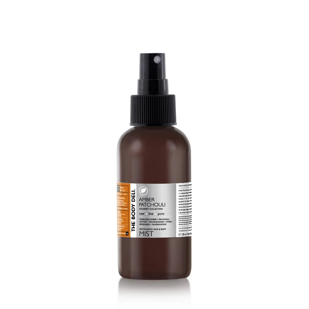 THE BODY DELI - AMBER PATCHOULI Mist