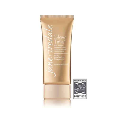 JANE IREDALE - Glow Time® Full Coverage Mineral BB Cream SPF 25/17