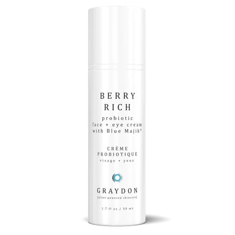GRAYDON SKINCARE - Berry Rich Face + Eye Cream