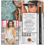 Antonym Cosmetics - EYE PENCIL NOIR - certified natural /waterproof