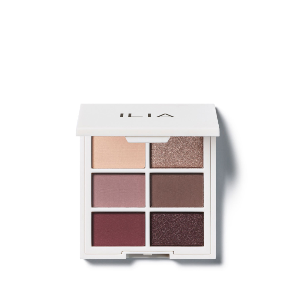 ILIA - The Necessary Eyeshadow Palette: Cool Nude