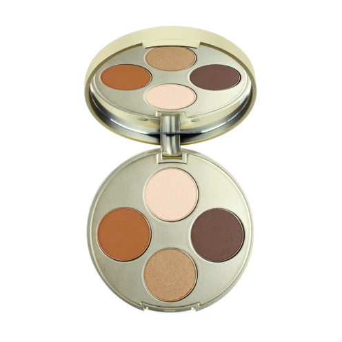 INIKA ORGANIC - Limited Edition Eyeshadow Palette in 'Desert'