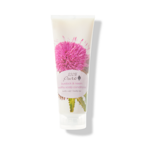 100% PURE - Burdock & Neem Healthy Scalp Conditioner