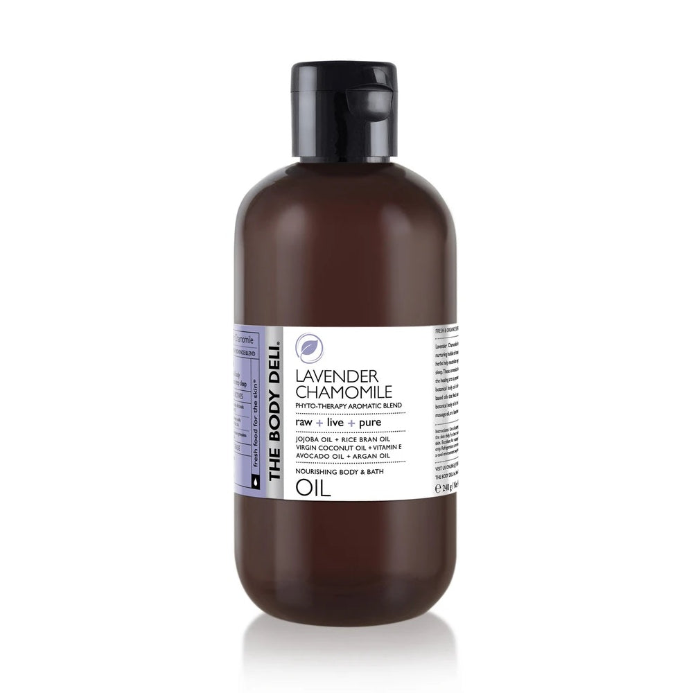 THE BODY DELI - LAVENDER CHAMOMILE Body Oil