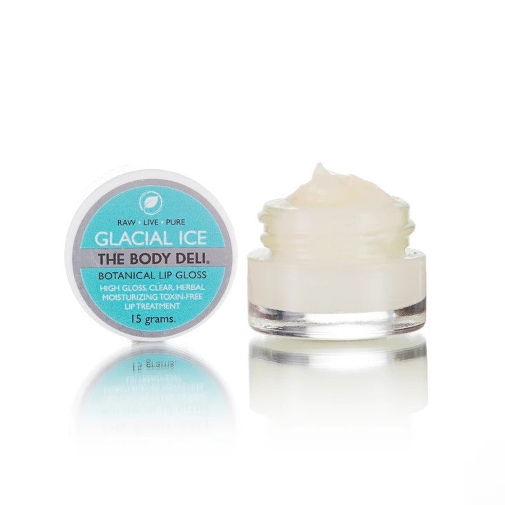 THE BODY DELI - GLACIAL ICE Lip Gloss