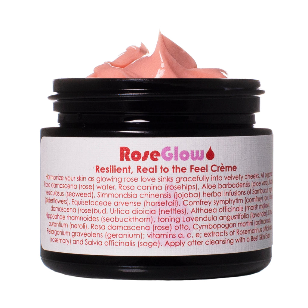 Living Libations - RoseGlow Face Creme