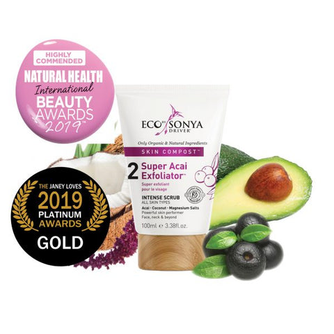 ECO BY SONYA - SUPER ACAI EXFOLIATOR