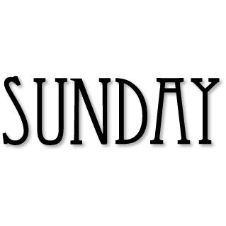 Sunday the Label