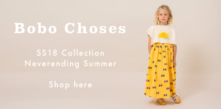 Bobo Choses SS18 Neverending Summer Afterpay