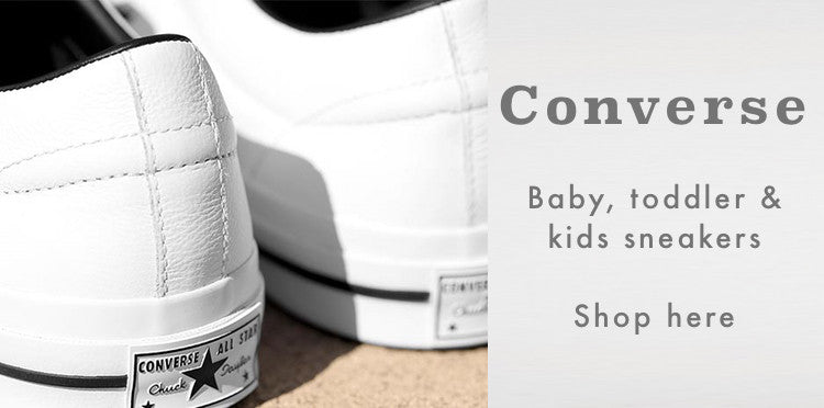 Buy Converse Baby, Kids & Toddler Shoes with Afterpay in Australia