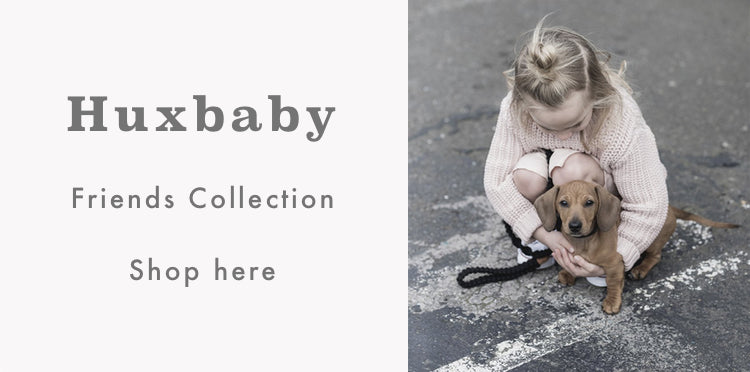 Huxbaby AW18 Friends Collection Afterpay