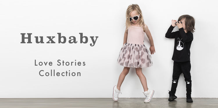 Huxbaby Love Stories Cool Baby Clothes Online Afterpay