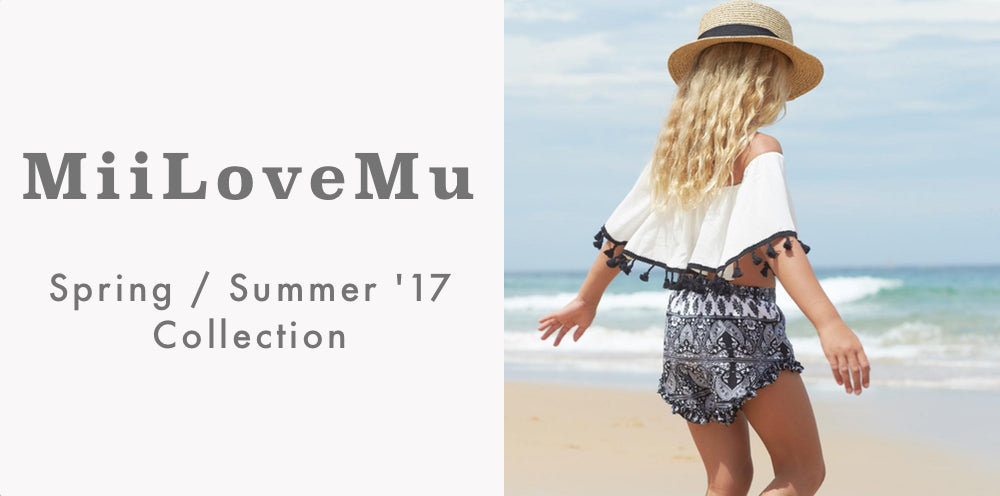 MiiLoveMu boho baby & kids clothes online