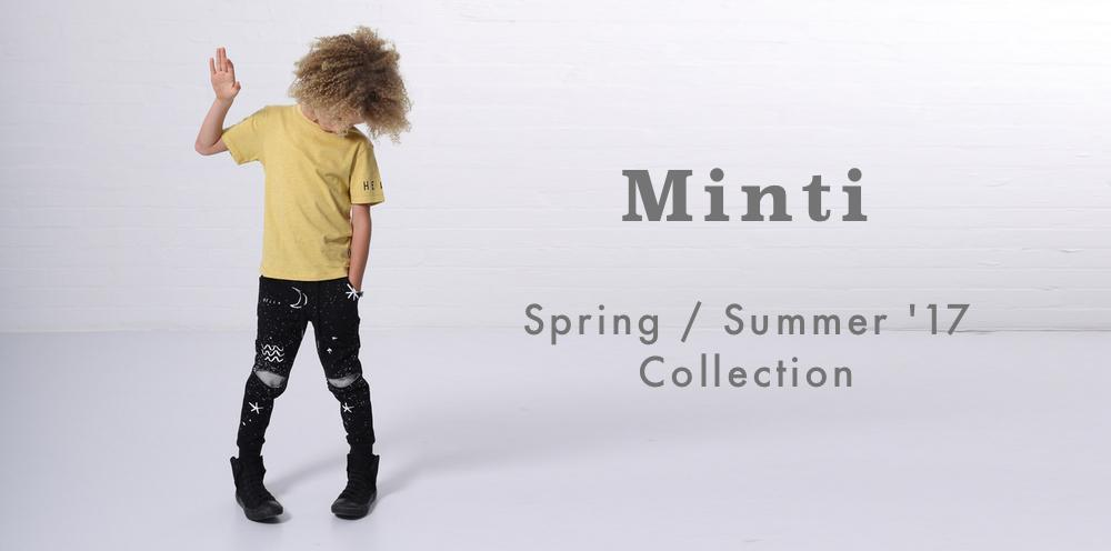 Minti baby & kids streetwear clothing with Afterpay in Australia