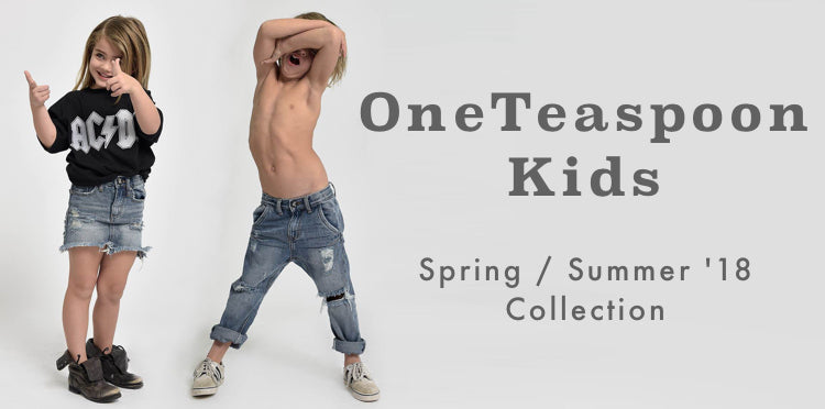 OneTeaspoon Kids Denim Afterpay & zipPay