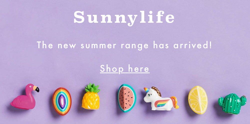 Sunnylife kids pool toys & gifts with Afterpay in Australia
