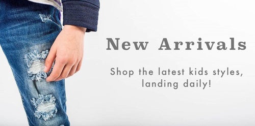 Buy the new season arrivals from cool baby & kids brands in Australia