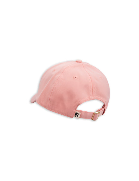 Mini Rodini Horse Pink Embroidery Cap Afterpay Cool Kids Clothes Australia