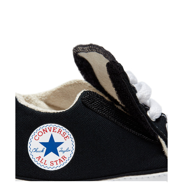 Baby Converse Chuck Taylor All Star Cribster Infant Mid Top Black